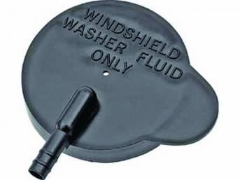 CAP, Windshield Washer Jar / Reservoir, snap style