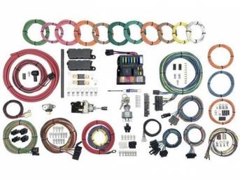 Highway 15 Plus Series Wiring Harness, American Autowire