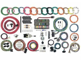 Highway 22 Plus Series Wiring Harness, American Autowire