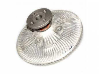 CLUTCH, Engine Fan, AC Delco