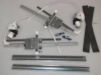 Conversion Kit, Power Window, Quarter Window, Electric Life
