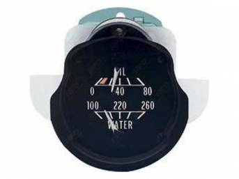 GAUGE, Coolant / Water Temperature / Oil Pressure,