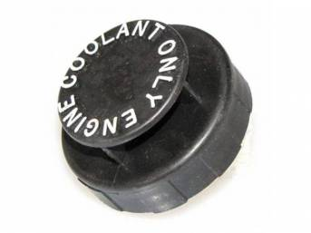 Engine Coolant Recovery / Radiator Overflow Tank Cap, AC Delco