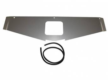Closeout Panel, Between Header to Radiator Core Support,