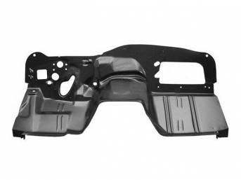 PANEL, Firewall, Front Lower, incl toe boards and