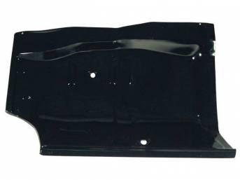 FLOOR PAN, Under Rear Seat, LH, 26 Inch