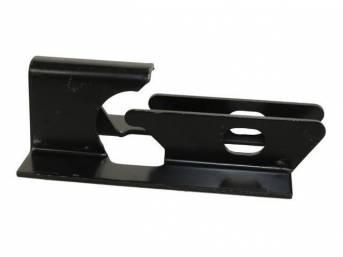 ANCHOR BRACKET, Rear Seat Lower Frame, installs on