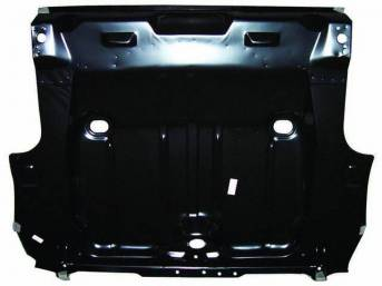 FLOOR PAN, Rear Compartment / Trunk, Complete, Incl