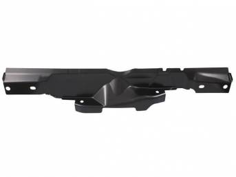 RAIL, Rear Compartment / Trunk End Crossmember / Inner Valance, this part supports the rear outer body panel and mates directly behind it, replaces GM p/n 20103325, repro