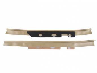 WINDLACE ASSY SET, Body Lock Pillar / Door