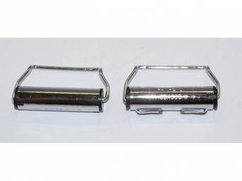 Seat Belt Retractor, reproduction, pair