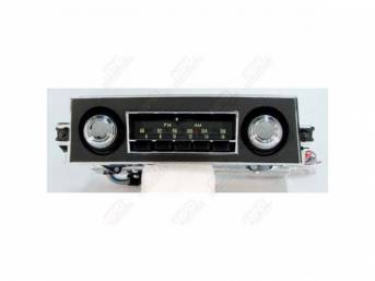 RADIO, AM/FM, OE Appearing W/ dial front face