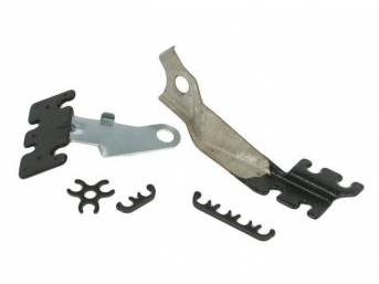 RETAINER SET, Spark Plug Wires, (5) incl all wire stands and retainers to do a full set of wires, repro
