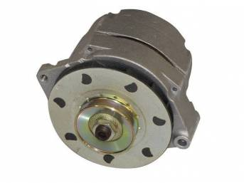 ALTERNATOR, 42 AMP, Rebuilt by Delco Remy (OEM)
