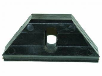 RETAINER, Battery To Tray, plastic repro