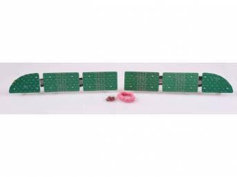 LED CONVERSION KIT, Tail Light, Incl 6 panels,