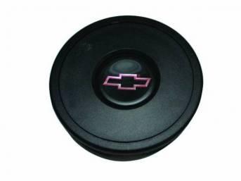 HORN CAP, Volante, S9 Premium 9 Bolt Series,