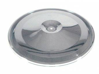 COVER, Air Cleaner, Chrome, Repro