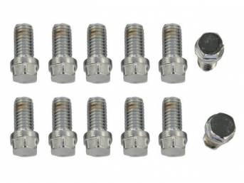 BOLT KIT, Header to Cyl Head, (12) incl