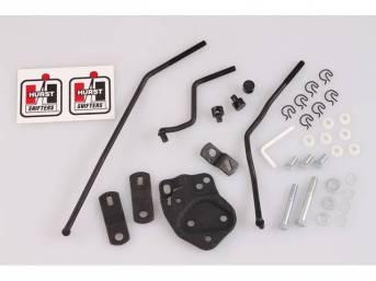 Hurst Competition Plus Shifter Installation Kit, Muncie 4 speed