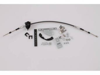 SHIFTER CONVERSION KIT, Powerglide 2SA/T to TH350 or