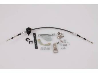 SHIFTER CONVERSION KIT, Powerglide 2SA/T to TH200-4R or