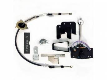 2-Speed A/T to 3-Speed A/T Shifter Conversion Kit