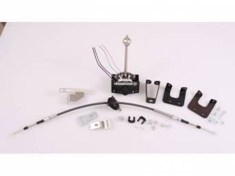 2-Speed A/T to 3/4-Speed A/T Shifter Conversion Kit