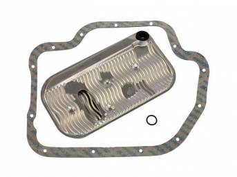 FILTER, Transmission Oil, incl filter and gasket, fits