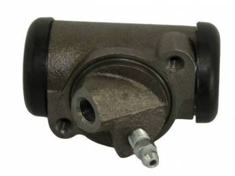 Drum Wheel Brake Cylinder, Front, RH, 1 1/8 Inch Bore, Repro