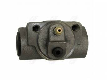 Drum Wheel Brake Cylinder, Rear, RH or LH, 15/16 Inch Bore, Repro
