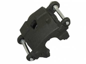 CALIPER ASSY, Wheel Brake, Front, LH, Rebuilt  ** See C-4665-132B for new calipers w/o core charge **