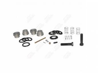 Rebuild Kit Brake Caliper 4 Piston Incl Oe
