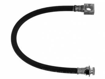 Hydraulic Brake Hose, Front, repro