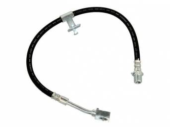 Hydraulic Brake Hose, Rear, repro