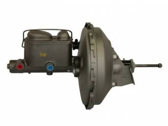 CYLINDER / BOOSTER, Power Brake Vacuum, Bendix Style,