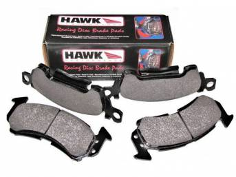 PAD SET, Disc Brake Caliper, Front, Hawk Performance,