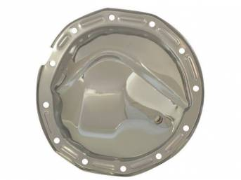 COVER, Differential / Rear End, 12 Bolt, Chrome