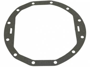GASKET, Differential / Rear End Cover, 12 Bolt, Use W/ p/n C-5398-2A / -2B / -2C Cover, Repro