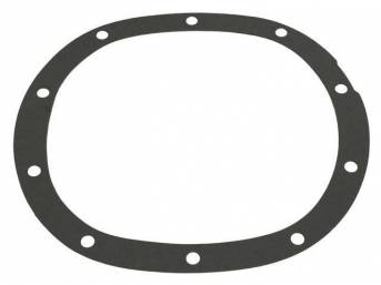 GASKET, Differential / Rear End Cover, 10 Bolt, Use W/ p/n C-5398-4A Cover, Repro