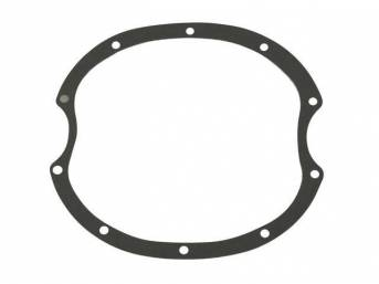 GASKET, Differential / Rear End Cover, 10 Bolt, Use W/ p/n C-5398-201A Cover, Repro