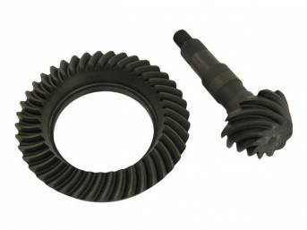 Ring and Pinion Gear Set, 10 Bolt, 8.2 inch Ring Gear, 3.08 gear