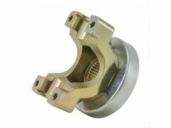 FLANGE ASSY, Rear U-Joint, Cast, 12 Bolt, 3.625