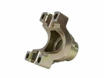 FLANGE ASSY, Rear U-Joint, Forged, 12 Bolt, 3.625