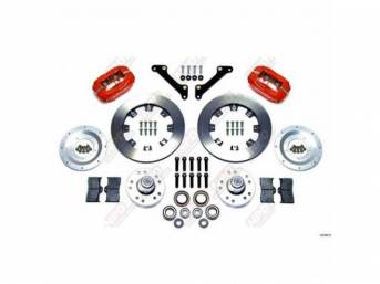Disc Conversion Kit Front Brake Forged Dynalite Big