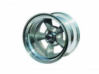 Wheel, Torq Thrust D, Natural Outer Rim W/