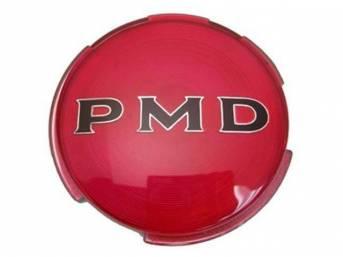 EMBLEM, Wheel Cover, *PMD*, 2 3/4 Inch diameter