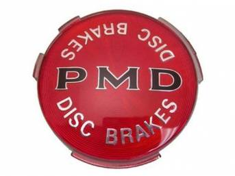 EMBLEM, Wheel Cover, *PMD DISC*, 2 7/16 Inch