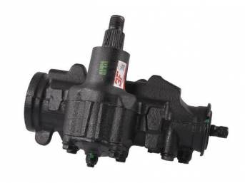 Power Steering Gearbox, Std Ratio (2 1/2 to 3 turns lock to lock)