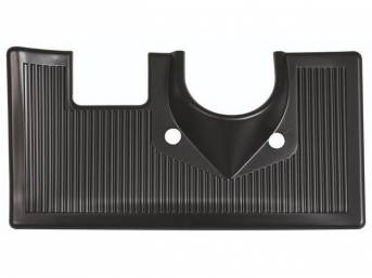 COVER, Carpet To Dash Trim, Black, OE Style